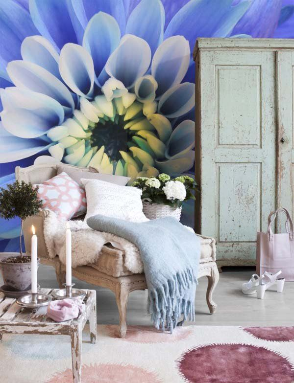 The Secret Garden Wall Mural Collection By PIXERS. Shabby Chic ...