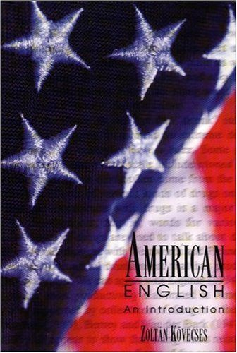 American English: An Introduction:    This book is a cultural-historical (rather than purely linguistic) introduction to American English. The first part consists of a general account of variation in American English. It offers concise but comprehensive coverage of such topics as the history of American English; regional, social and ethnic variation; variation in style (including slang); and British and American differences.  /p  The second part of the book puts forward an account of h...