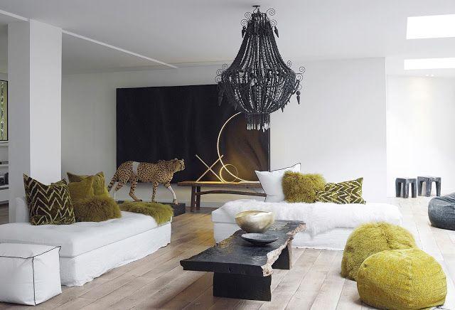 Maison de vacances / Blog Atelier rue verte /