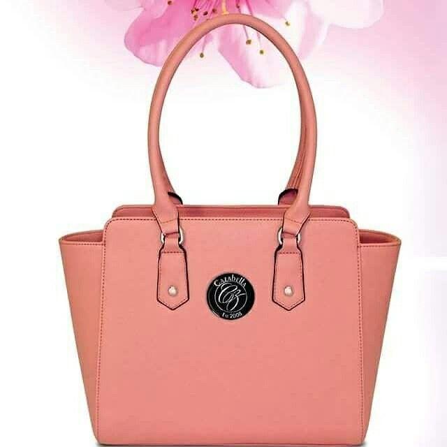 Order YOUR gorgeous Cazabella handbag  ronel.cazabella@yahoo.com  Classy coral satchel with silver accessories @ R525    #handbag #fashion #cazabella #beautiful #fashionista #instabag #stylish #fashionhandbag