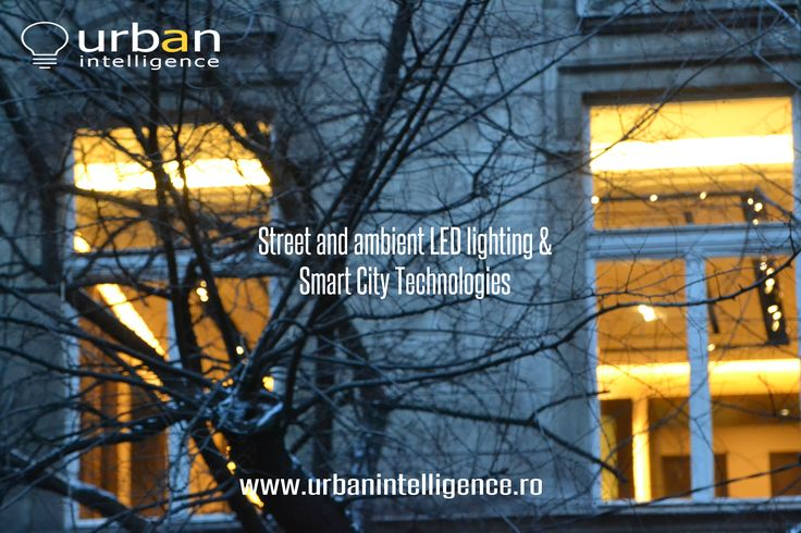 Smart City Technologies by Urban Intelligence& Cotraco Rom