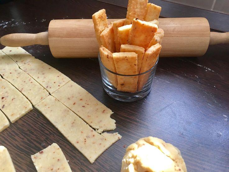 Chillipelyhes sajtos rúd
