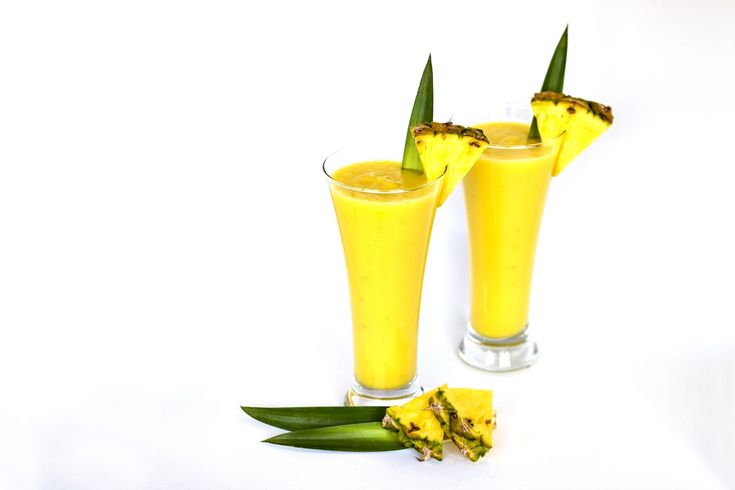 Tropical Digestive Smoothie