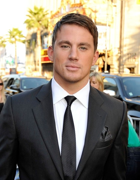 Channing Tatum in a suit. enough said.
