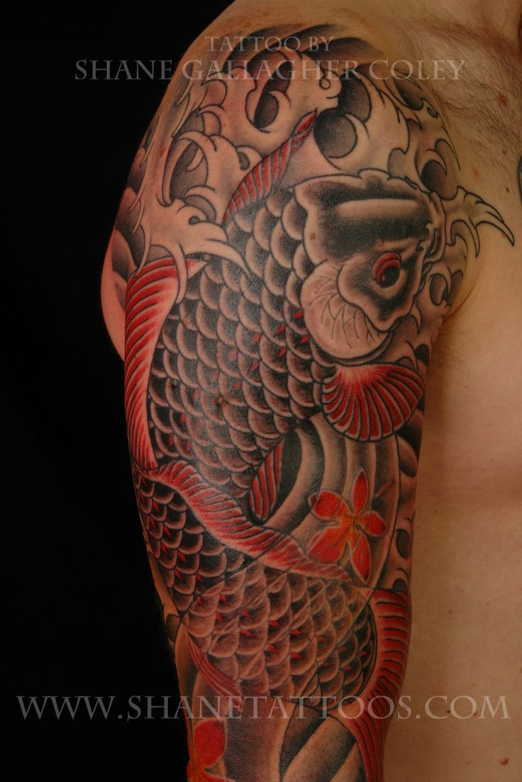 65 Japanese Koi Fish Tattoo Designs Meanings: 60 Best Images About Tattoos On Pinterest
