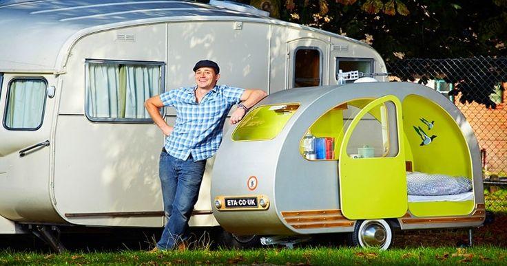 Una mirada más cercana Dentro Caravana más pequeño del mundo | Sia Revista
