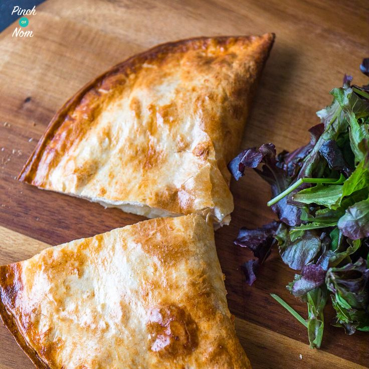 Syn Free Cheese and Onion Pasties | Slimming World