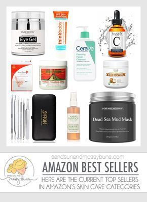 10 of Amazons Finest-Promoting Pores and skin Care Merchandise