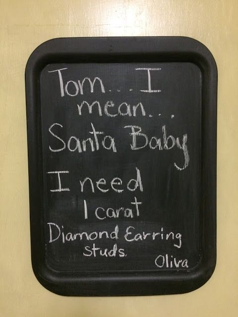 Santa Baby...