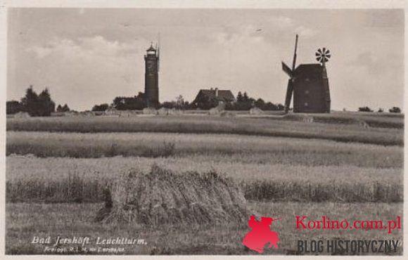 Jarosławiec Bad Jershöft Leuchtturm