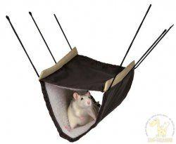 Trixie 62696 Hamak dla Szczura ,Fretki lub innych gryzoni 30 zł
