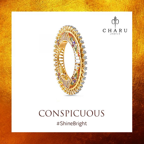 ewellery that is a purest form of attention. #Jewellery #Conspicuous