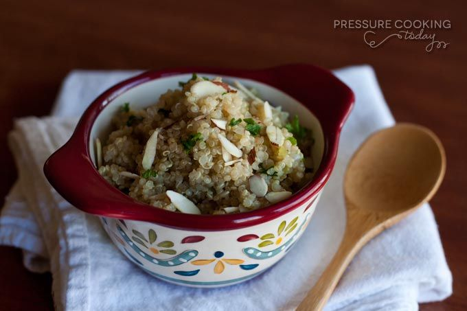 Quinoa-Pilaf-4-Pressure-Cooking-Today Pressure cooker (use olive or ...