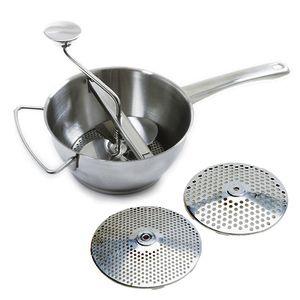Kitchen: Stainless Steel Food Mills