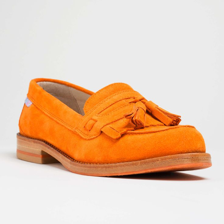 With a tone as warm as the desert our flagship Dubai loafers are made with the care and attention they deserve including the finest materials, 100% suede upper, leather lining and leather soles. Pick yourself up a pair for £145. https://pastelsixteen.com/collections/women/products/dubai #Loafers #Classic #Womensshoes #Female #Womensfashion #Colourful #Vibrant #Bright #Style #Trend #Shoes #Loafer #Suede #Leather