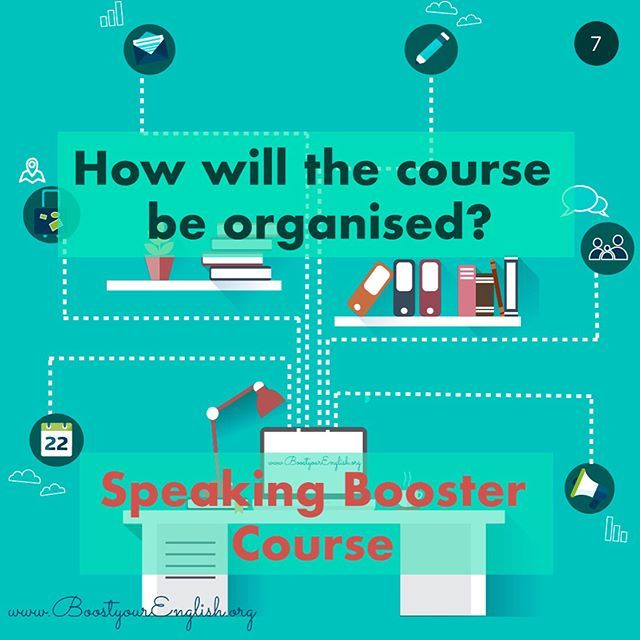 ✅How will the course be organised? ➡️swipe the images Every morning you will: 🖌receive an email with the task 🖌receive a task and an audio message in you whatsApp chat 🖌get a new task in your online classroom You need to to: 📍think about todays topic 📍give your reply 📍reply to others The discussion topics are similar to the ones we have in #boost_communication @boost_your_english  #speakingbooster #whatsappenglishcourse #onlineenlighcourse #letsspeakenglish #englishteacher…
