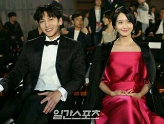 They look nice together  attend i 2017 Red Carpet Baeksang Awards JCW & Yoona💕
