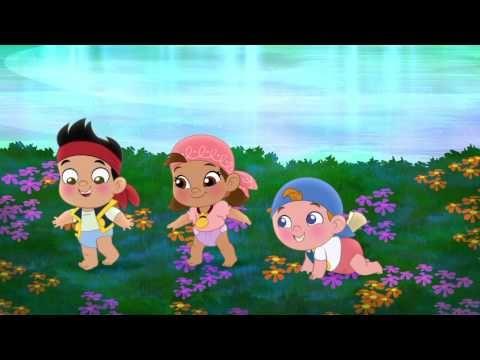 Jake i Piraci z Nibylandii - Zaklęcie odmładzające. Oglądaj w Disney Junior! - YouTube