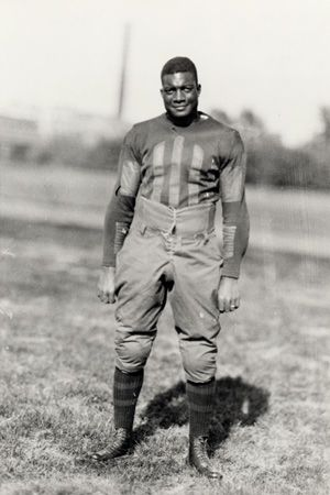 "Johnny ""Jack"" Trice, the first African American athlete at Iowa State, died due to injuries suffered during an ISU football game in 1923."
