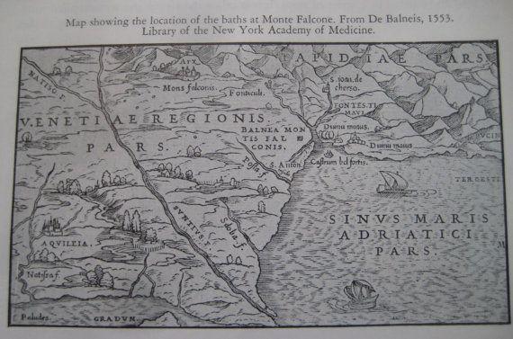 1939 History of Bathing Ancient Medieval Modern Baths Public Bath Maps NY World's Fair Ciba Symposia Drug Ads, $27.50
