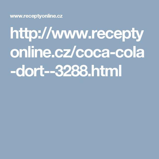 http://www.receptyonline.cz/coca-cola-dort--3288.html