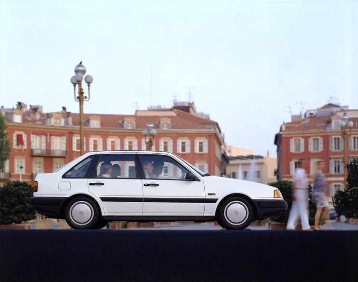 Volvo 440 GLE, 1990
