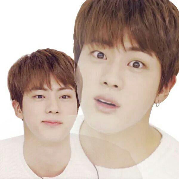 하하하 omg Jin hyung