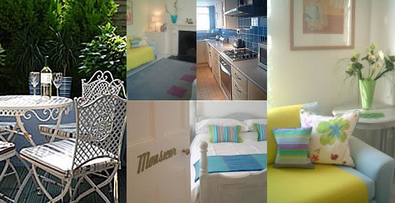 dartmouth selfcatering: Lovely Sunshine in Dartmouth