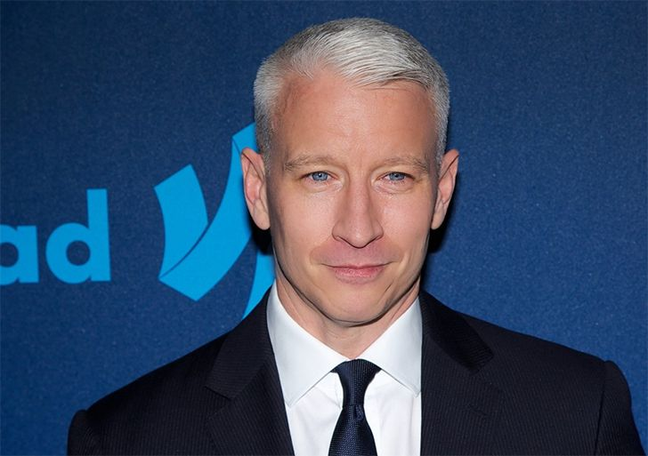Anderson Cooper at 123 A popular face we see on our TV sets is Anderson Cooper. He has his own news show on CNN. Being a news anchor is a tough job and it's a given that someone has to have a wide knowledge about a lot of things. Cooper, who has an IQ ofRead More