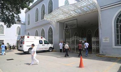 Murieron tres pacientes en el Hospital Vargas por falta de oxígeno Hoy falleció un tercer paciente debido a la falta de oxígeno central en el Hospital Vargas. El hombre de 38 años se encontraba en el area de hospitalización y murió aproximadamente a las 7:00 am.