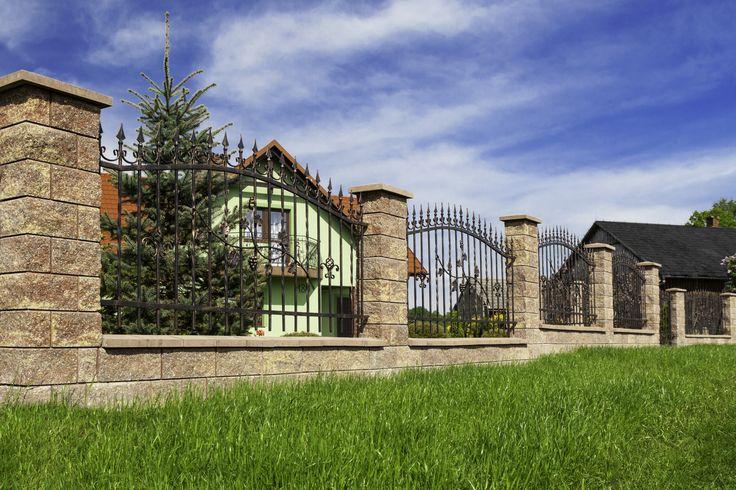 Ogrodzenia betonowe – producent ogrodzeń, słupków, bloczków i pustaków - Joniec
