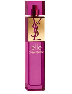 The pink bottle is very feminine and the gold makes it look classy and expensive. I like the gold metal logo design as the main focal point, as the 'YSL' is cut out, allowing to see the pink of the bottle which draws your eye in.