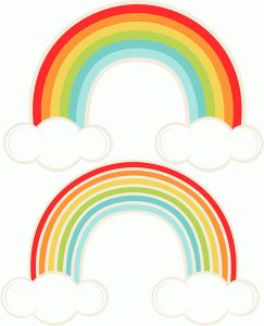 View Design #73628: rainbows