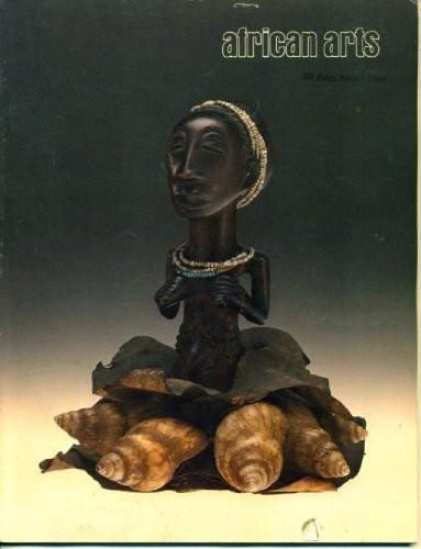 African Arts Magazine February 1987 Volume XX #2 African Art at the Virginia Museum of Fine Arts, Photographs of Paul Gebauer, Gabra Containers, Moba Shrine Figures