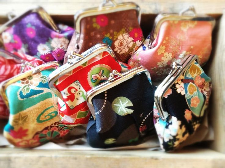 Tokio Garden kukkaroita / purses www.facebook.com/moumouDESIGN