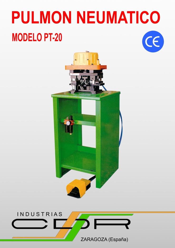 Pulmon Neumatico Modelo PT-20
