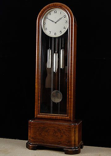 17 Best Images About Art Deco Grandfather Clocks On