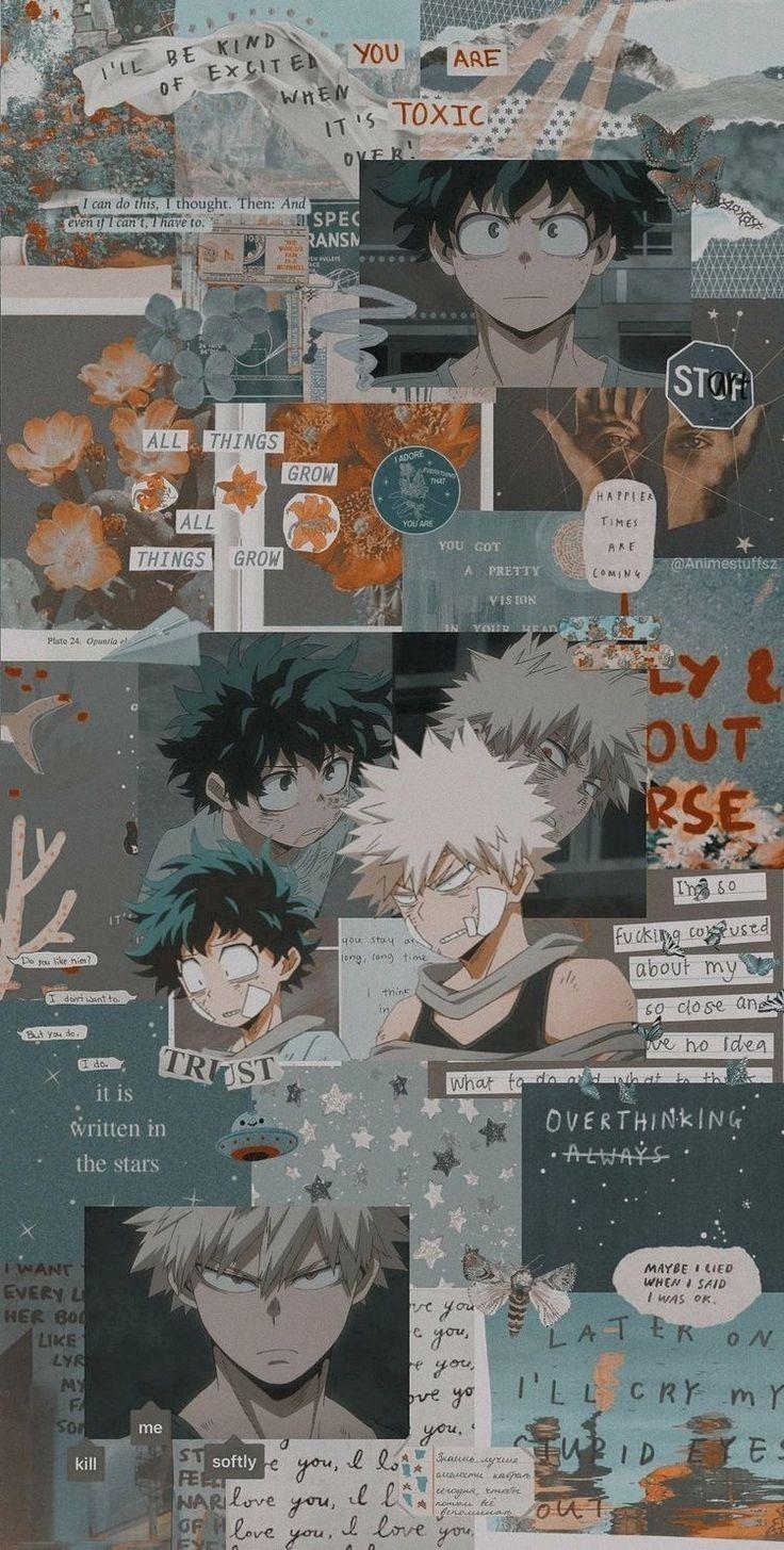 Anime Wallpaper In 2020 Cute Anime Wallpaper Aesthetic Anime Hero Wallpaper