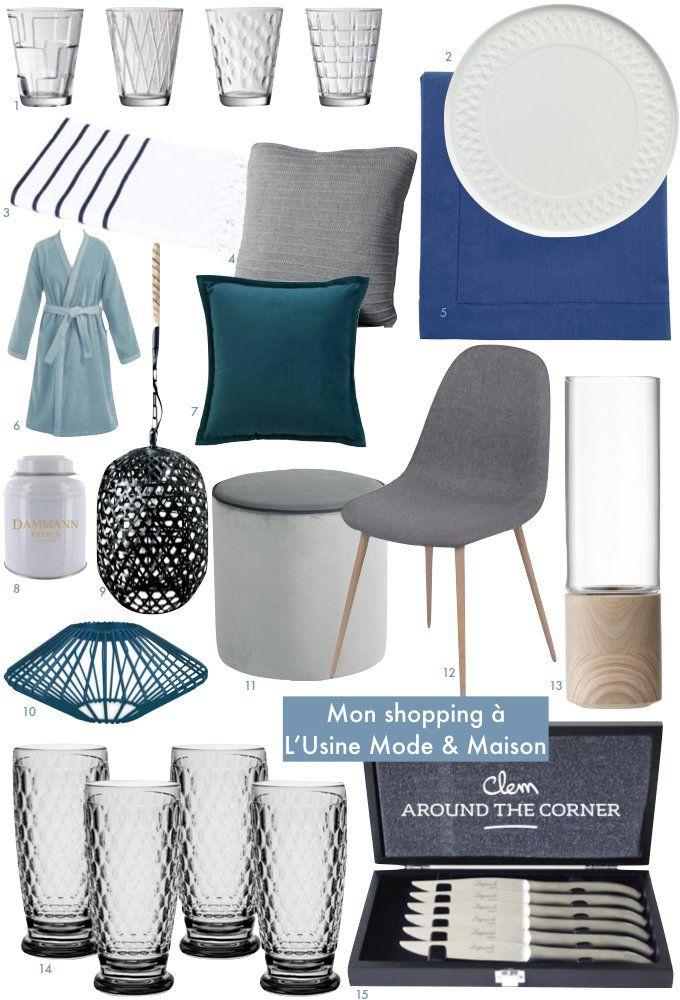Usine Mode Et Maison Shopping Petit Prix Avis Clem Around The Corner Mobilier De Salon Astuces Maison