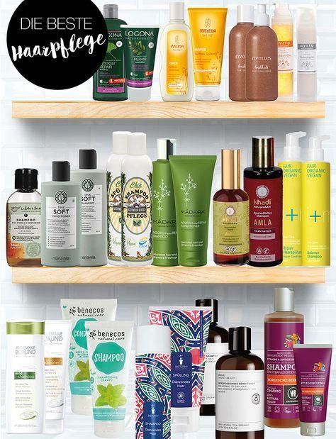 Naturkosmetik Shampoo und Conditioner – Unsere Top 15 – Kristin