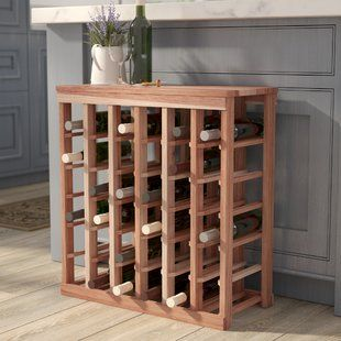 Find Wine Racks For Your Kitchen Wayfair Wine Wrack In 2019
