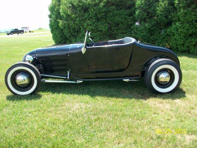 1927 Ford Model T Roadster California Hotrod Streetrod 283v8 Built
