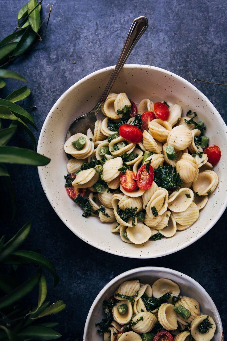 Der beste vegane Nudelsalat