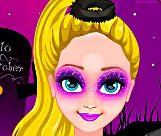 Barbie Snapchat Halloween Makeover