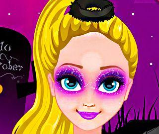 Barbie Snapchat Halloween Makeover