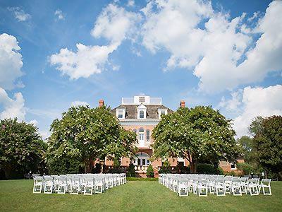 Kentlands Mansion Gaithersburg Wedding Venues DC Metro Weddings MD 20878