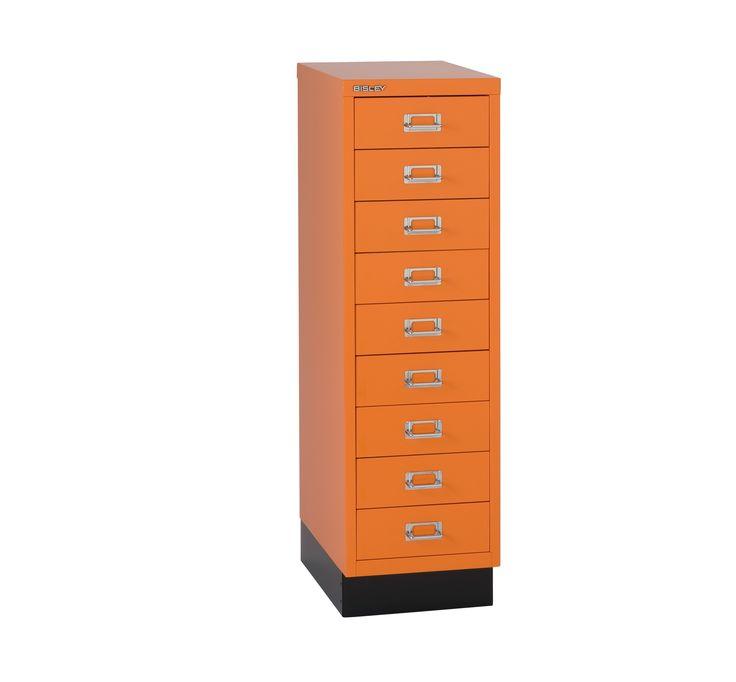 Bisley Multidrawer - 9 drawer cabinet
