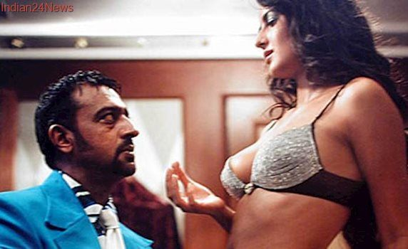 When Gulshan Grover had an awkward moment with Katrina Kaif in Boom because Amitabh Bachchan was around