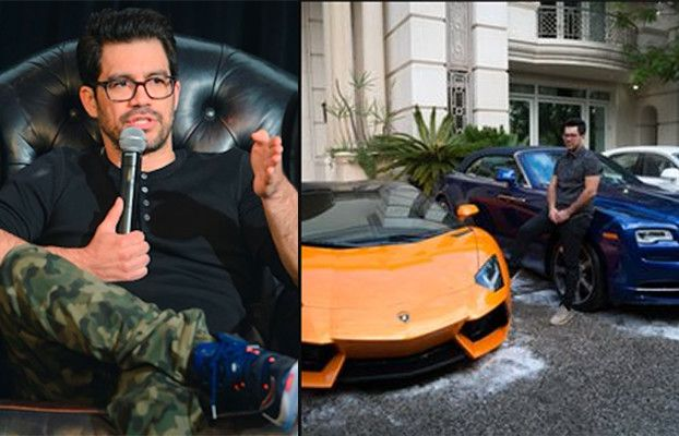 Tai Lopez net worth is huge but it doesn't mean that he was born with a silver spoon in is mouth. This success is the reason of his hard-work and dedication towards his work.