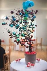 mini cupcake tree - so cute